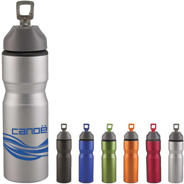 Customized Excursion 28 oz. aluminum sports bottle