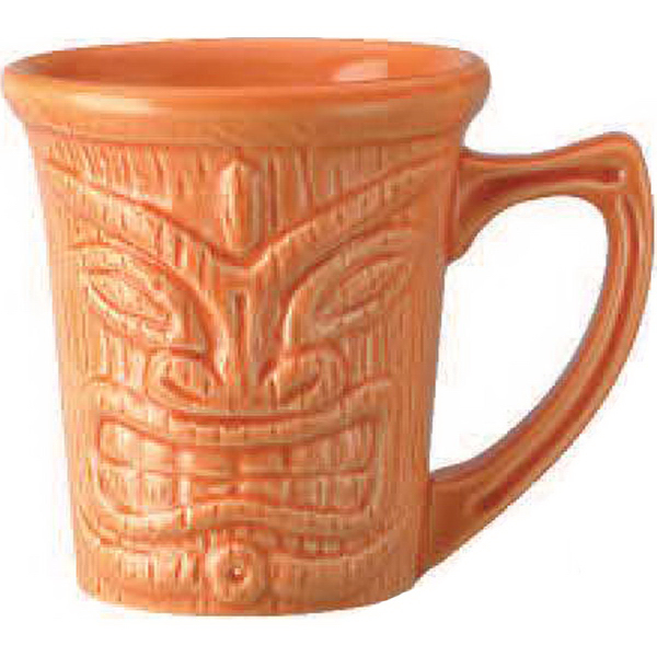 Promotional 12 oz. Tiki Flair Mug