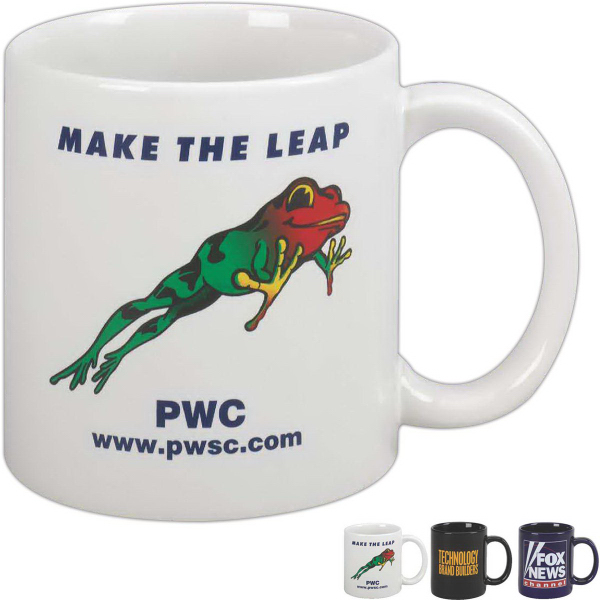Promotional 20 oz. Porcelain Mug