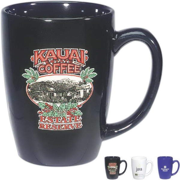 Customized 14 oz. Challenger Mug