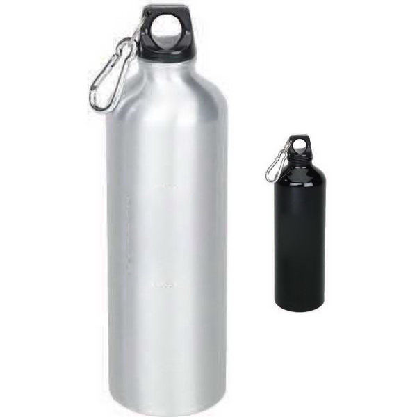 Personalized 24 oz. Stretch Aluminum Water Bottle