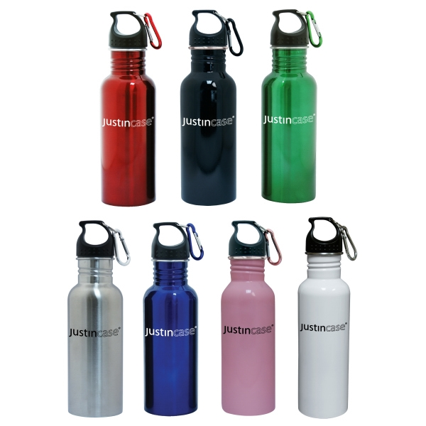 24 oz. / 709ml stainless steel water bottle