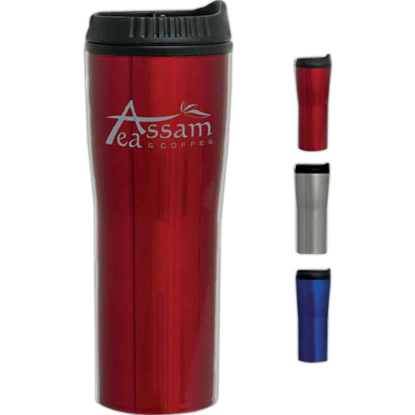 Customized 14 oz Stainless Steel Insulated Geneva Tumbler