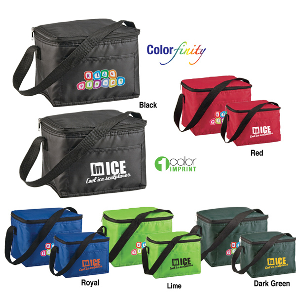 Personalized Six pack cooler bag