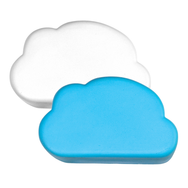Squeezies (R) Cloud Stress Reliever