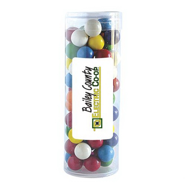 Gum Balls in Fun Tube