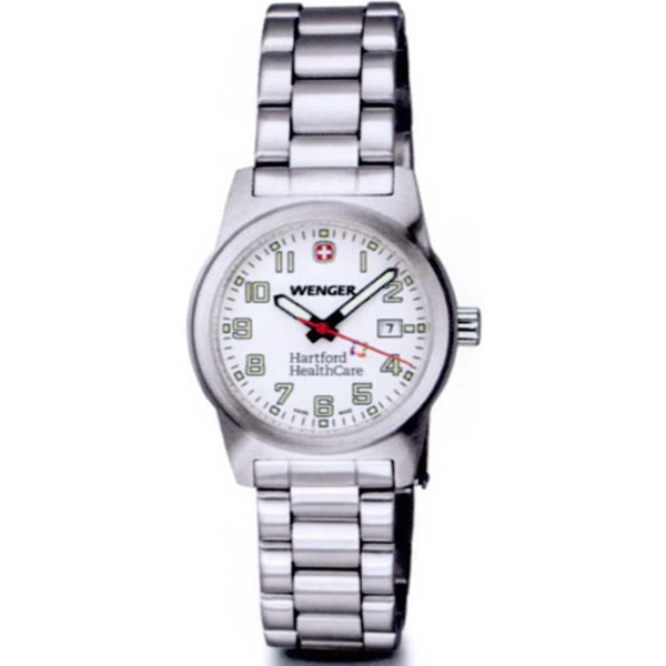 Imprinted Field Classic - Stainless Steel Bracelet Collection