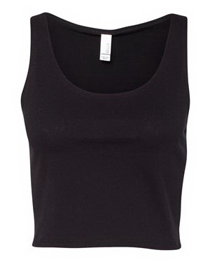 Bella + Canvas (R) Ladies' Crop Tank