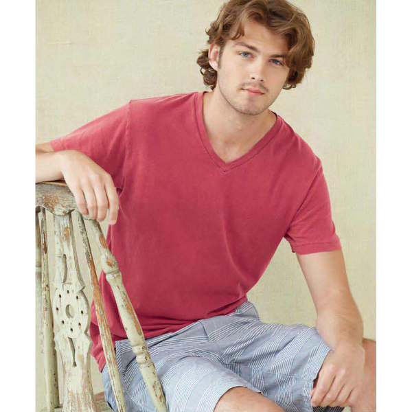 Comfort Colors Pigment Dyed V-Neck T-Shirt