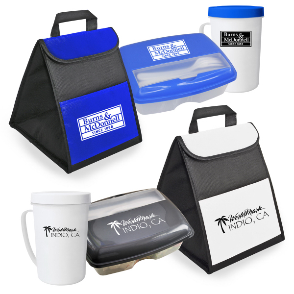 Printed Grab Your Drink and Lunch Cooler