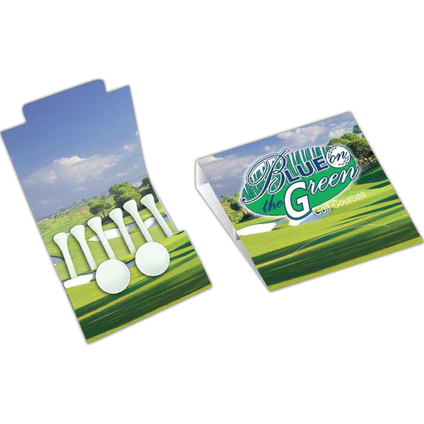 Promotional Matchbook Tee Paks