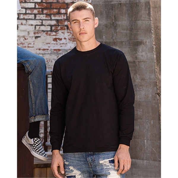Promotional Adult Midweight Long Sleeve Tee
