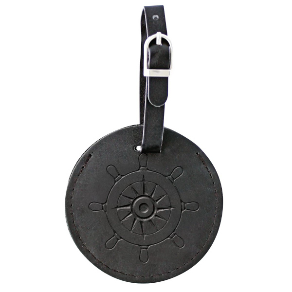 Leatherette Bag Tag