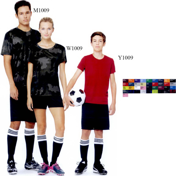 Promotional Alo Sport (TM) Youth Performance Short Sleeve T-Shirt