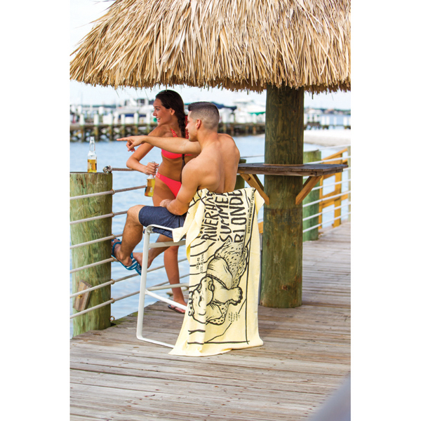 Custom Pro 1 Select 10.5 lb./doz. Beach Towel