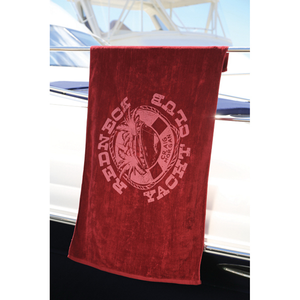 Customized Pro 1 Select 15.0 lb./doz. Beach Towel