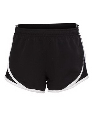 Boxercraft Girls' Velocity Running Shorts