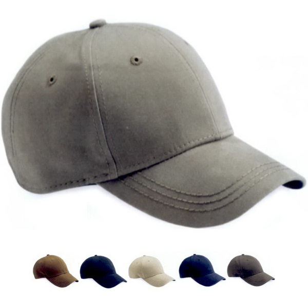 Promotional Dri Duck Heriage Brushed Twill Cap
