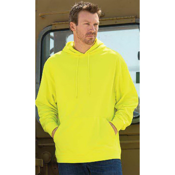Custom Bright Shield Performance Pullover Hoodie