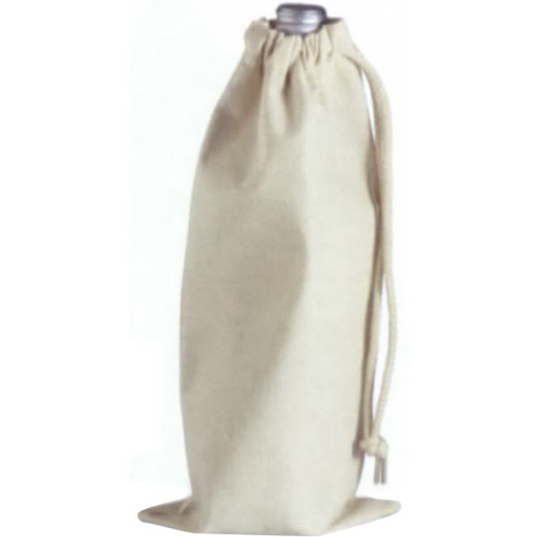 Liberty Bags Drawstring Wine Bag