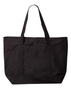 Liberty Bags Bay view Zipper Tote