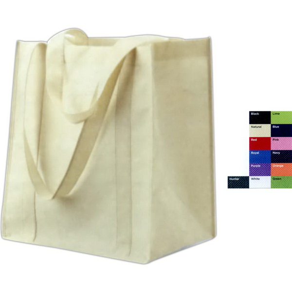 Imprinted Valubag Non-woven shopping bag