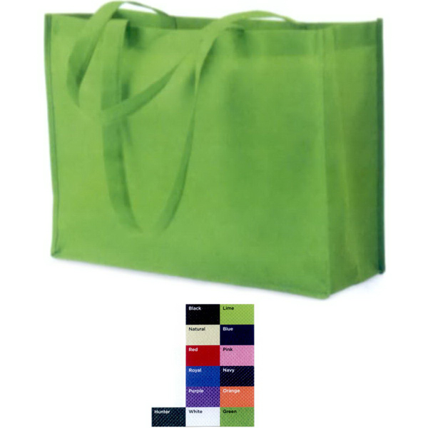 Customized Valubag Non-woven shopping tote