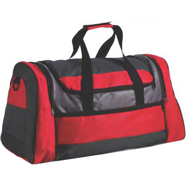 Customized Valubag Oversized Sports Duffel