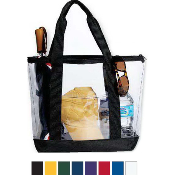 Customized Liberty Bags NFL Clear Tote Bag