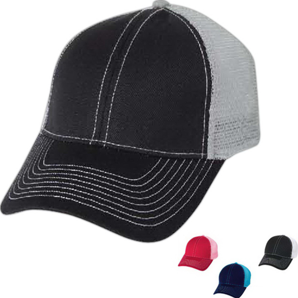 Custom Mega Cap Low Profile Structured Cap