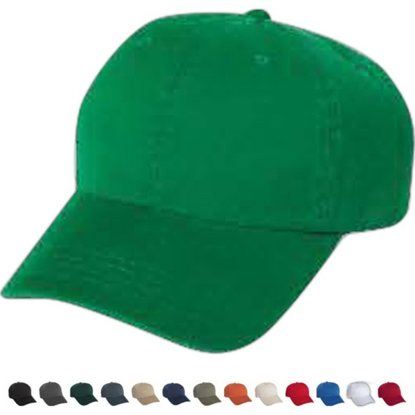 Promotional Mega Cap Low Profile Normal Dyed Cotton Twill Cap