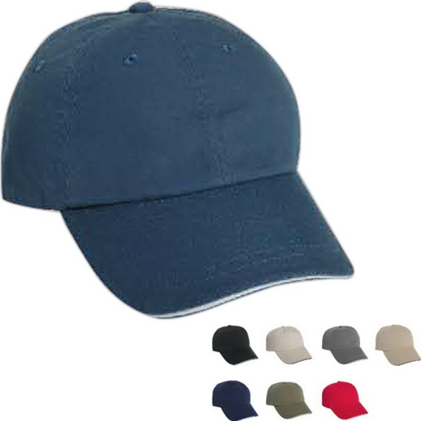 Custom Mega Cap Low Profile Unstructured Cap