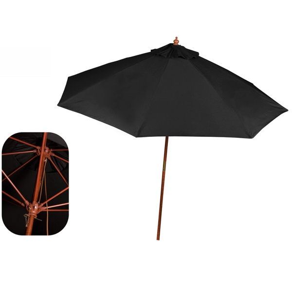 In Stock 9 FT Market Umbrella