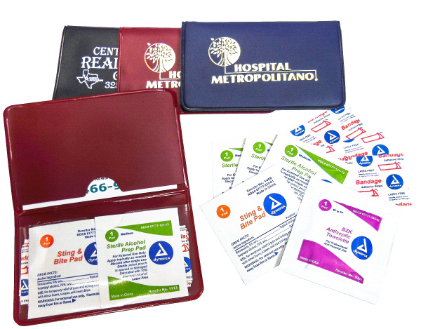 Promotional Convenient Care First Aid Kit