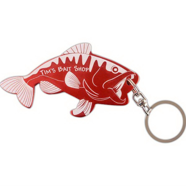Fish Key Chain / Bottle Opener