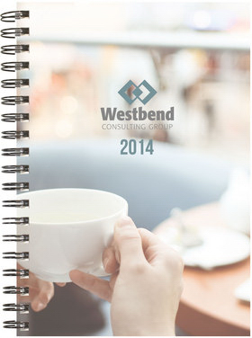 2016 TabbedQuarterly - ClearView Standard Notebook/Planner