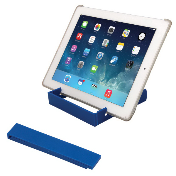 Personalized Tech-Flex Foldable Tablet Stand