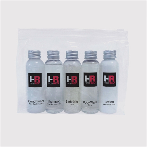 Travel Bag Spa Kit