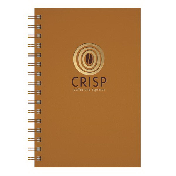Imprinted Medium Shimmer Journal (TM) with Window Pad