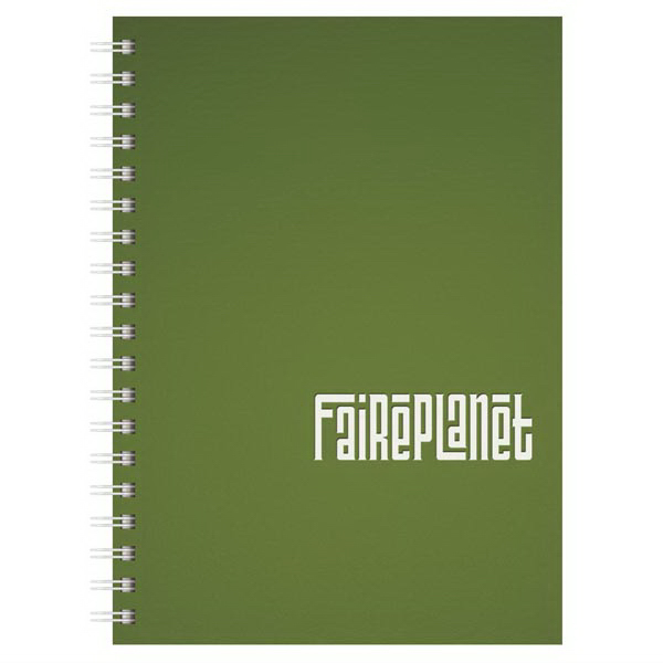 Imprinted Large Shimmer Journal (TM) with Snap Wrap