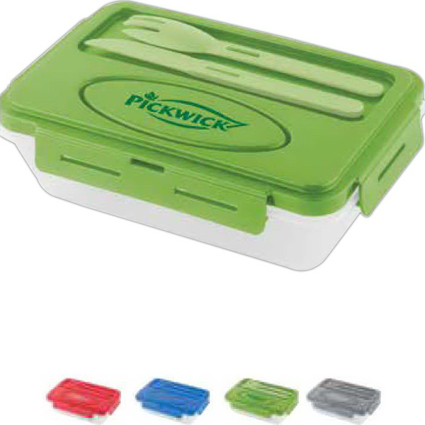Printed PACK-N-GO LUNCHBOX