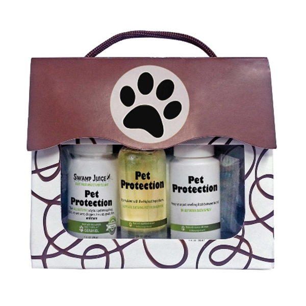 Pet Spa Kit