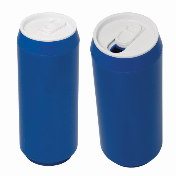 Imprinted Sip N' Go Pop Can