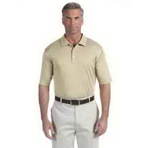 Devon & Jones Men's Pima-Tech (TM) Jet Pique Polo