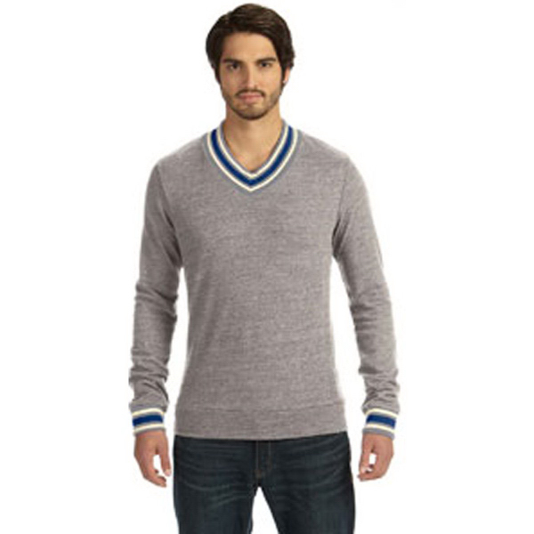 Alternative Men's V-Neck Sweatshirt
