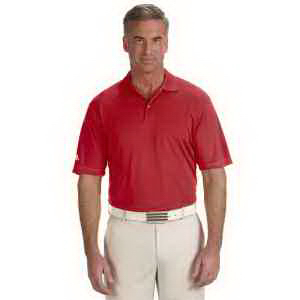 Adidas Golf Mens's ClimaLite (R) Contrast Stitch Polo