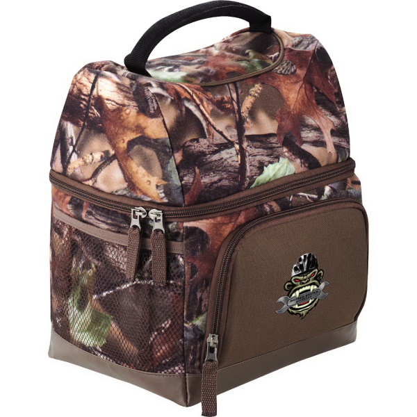 Hunt Valley (R) Dual Compartment Lunch Cooler