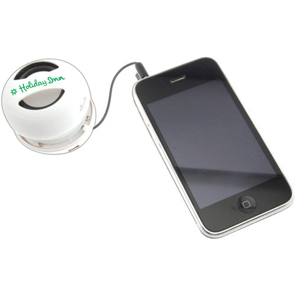 Imprinted LaLa Mini speaker 1 Day