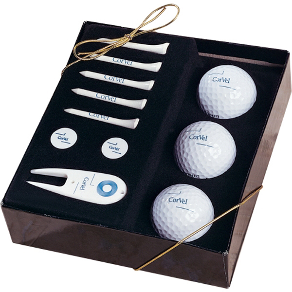 Customized Golf Gift Set - 3 Day