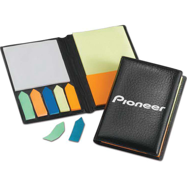Imprinted Memo Pad - 1 Day